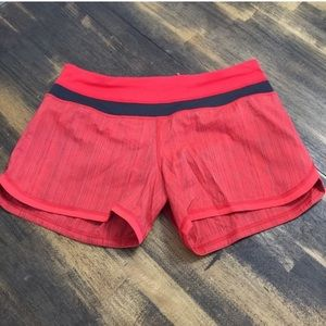EUC Lululemon Shorts 6
